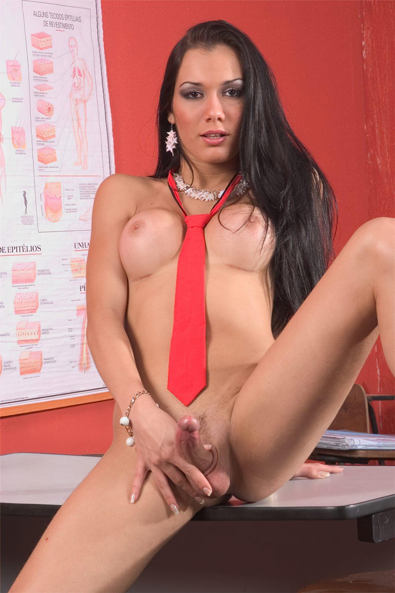 Estudante Kelena Rios Travesti (4)