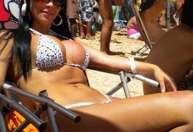 Travesti na Praia