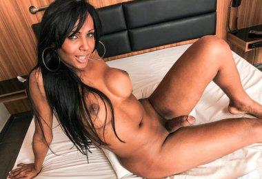 Travesti Negra Exótica