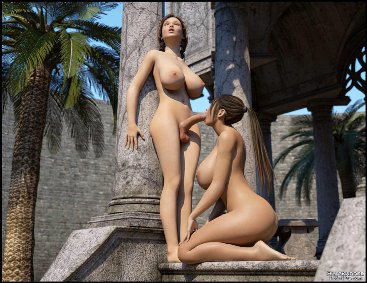 Travesti e Mulher (10)
