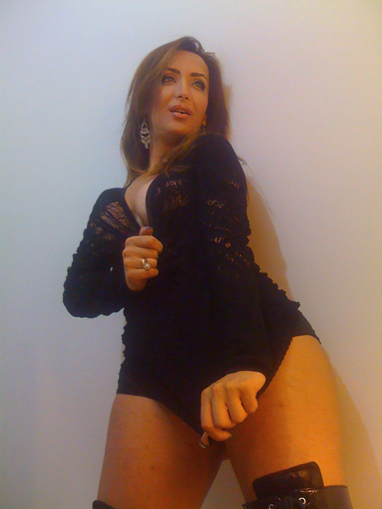 Shemale Bonita Porra Branca (3)