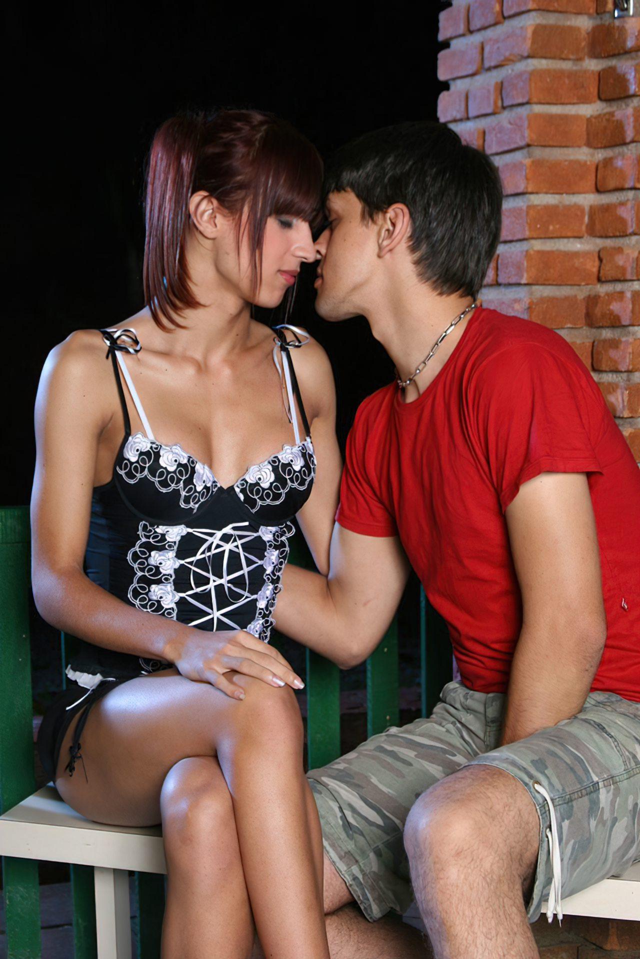 Travesti e o Namorado (1)