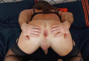 Travesti Masturbação Anal (11)