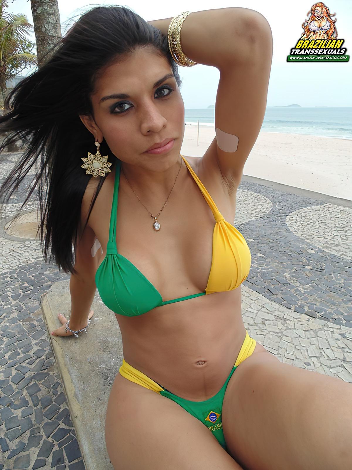 Morena Brasileira Travesti (1)