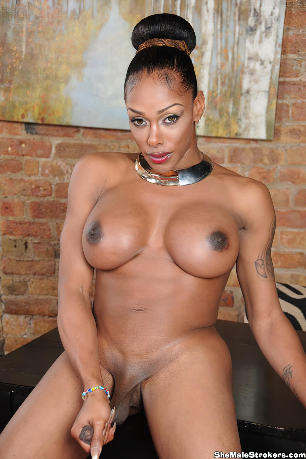 Travesti Negra Gostosa (2)