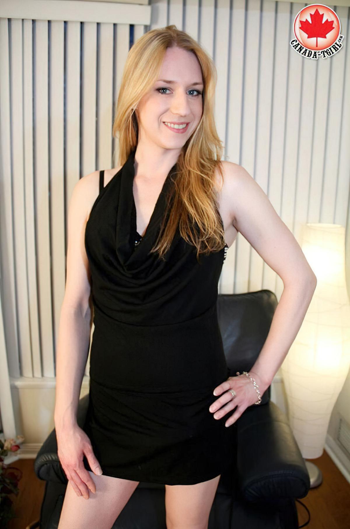 Travesti com Vestido Preto (1)