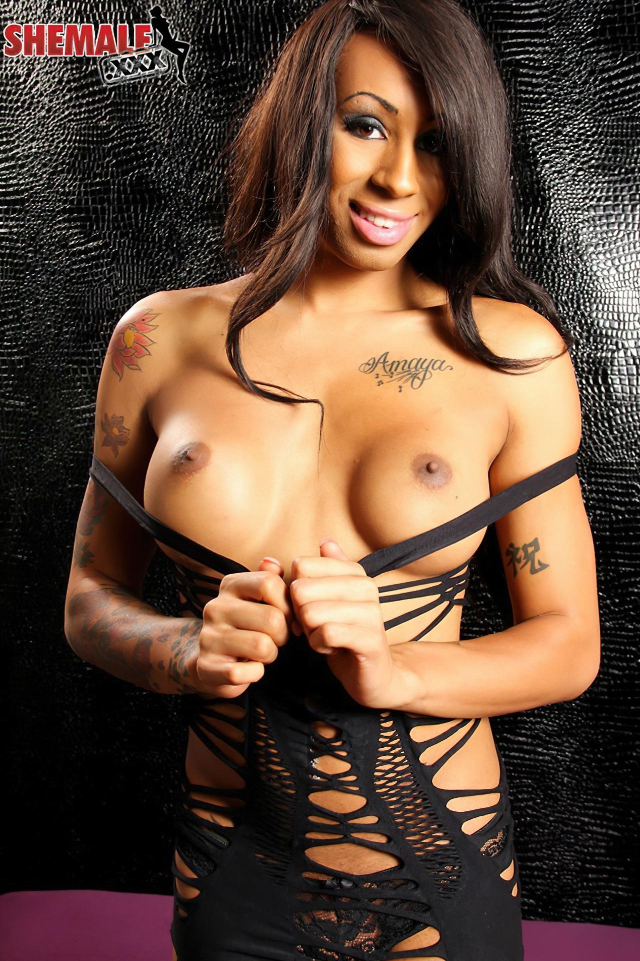 Travesti Negra (38)
