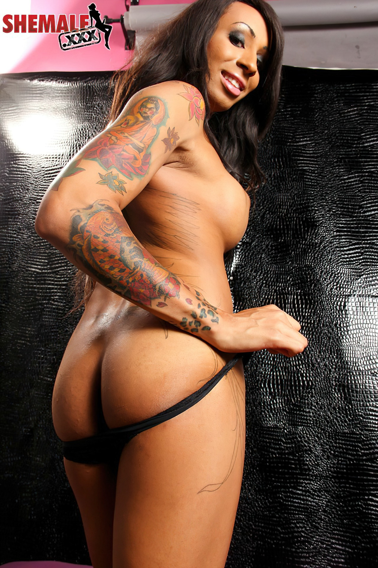 Travesti Negra (40)