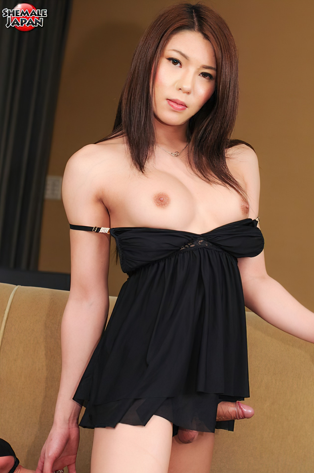 Travesti Vestido Negro (3)