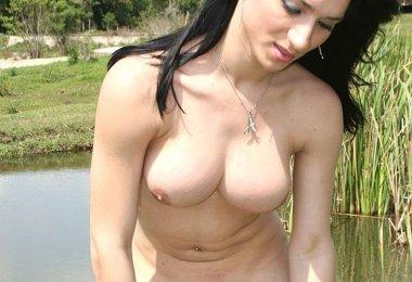 Transex Gozando Natureza (1)