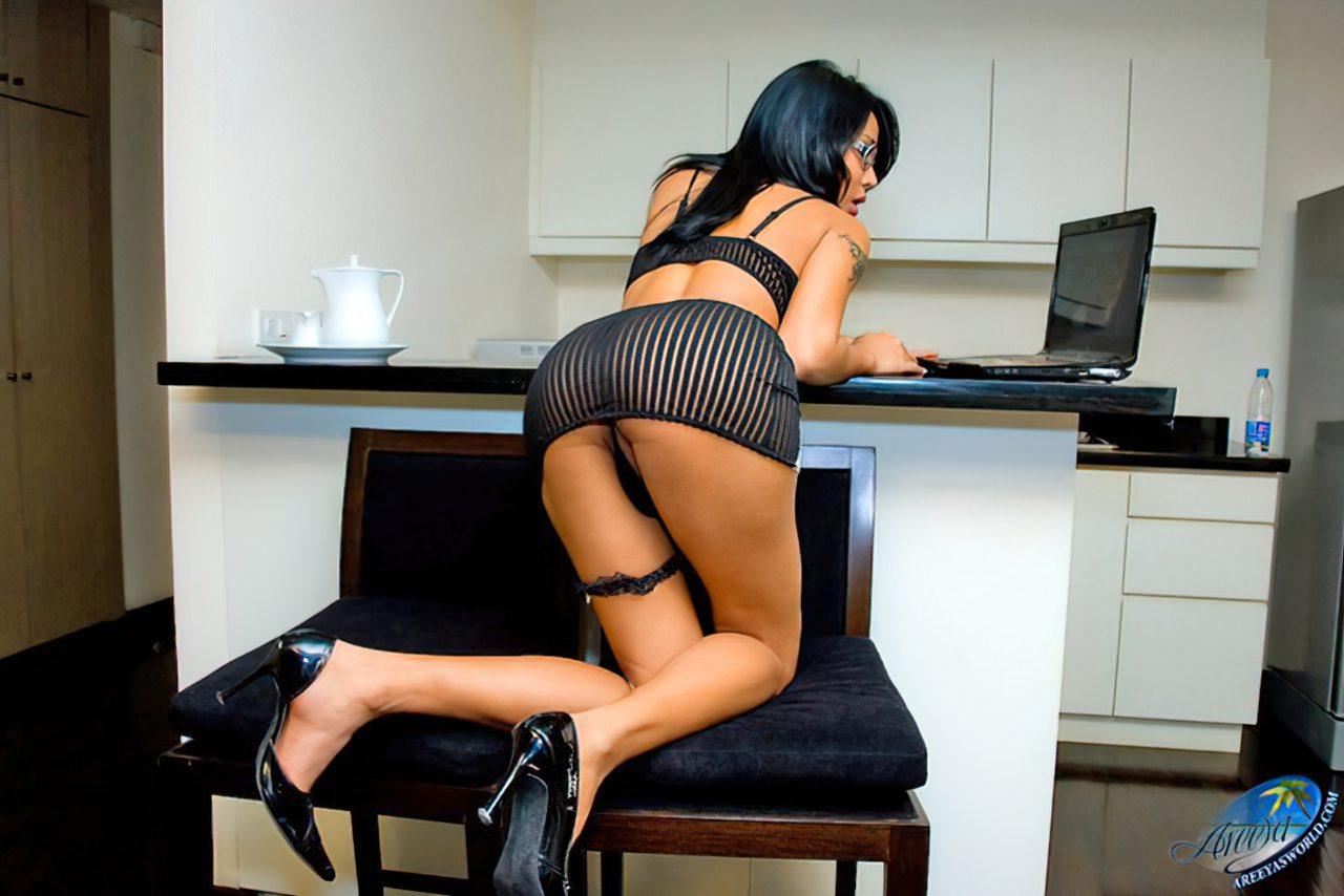 TGata Secretária (8)