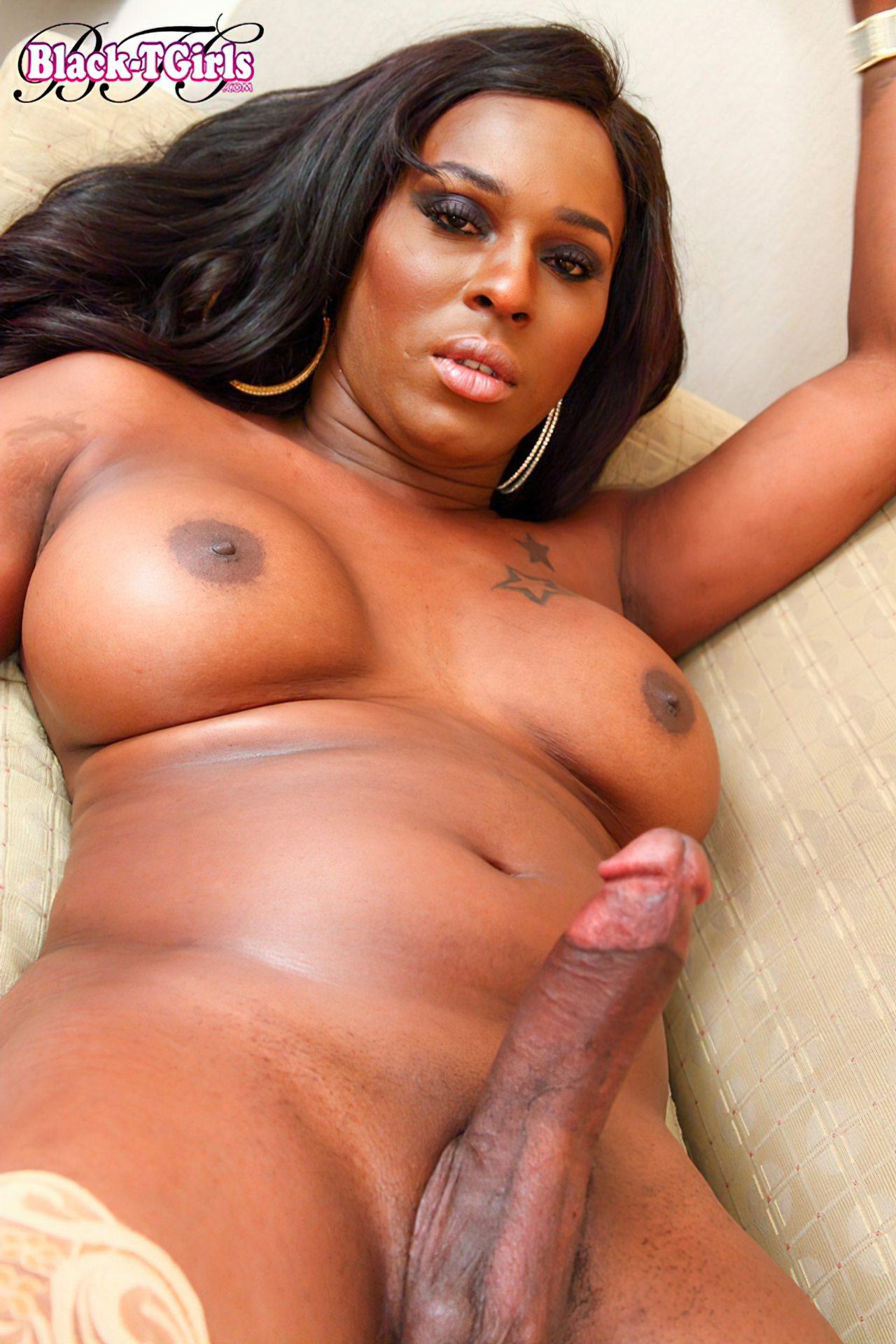 Travesti Negra Peituda (6)