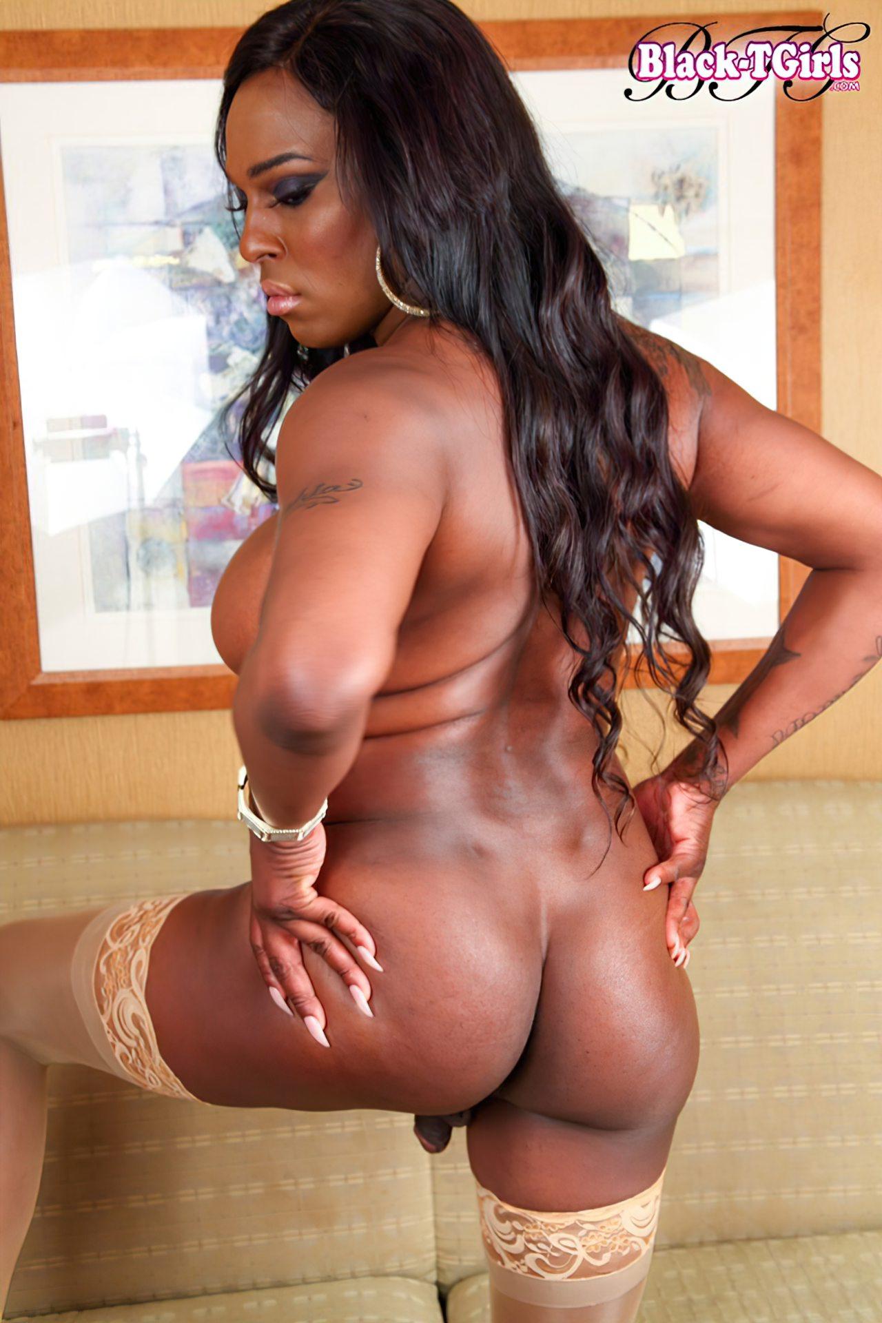 Travesti Negra Peituda (7)