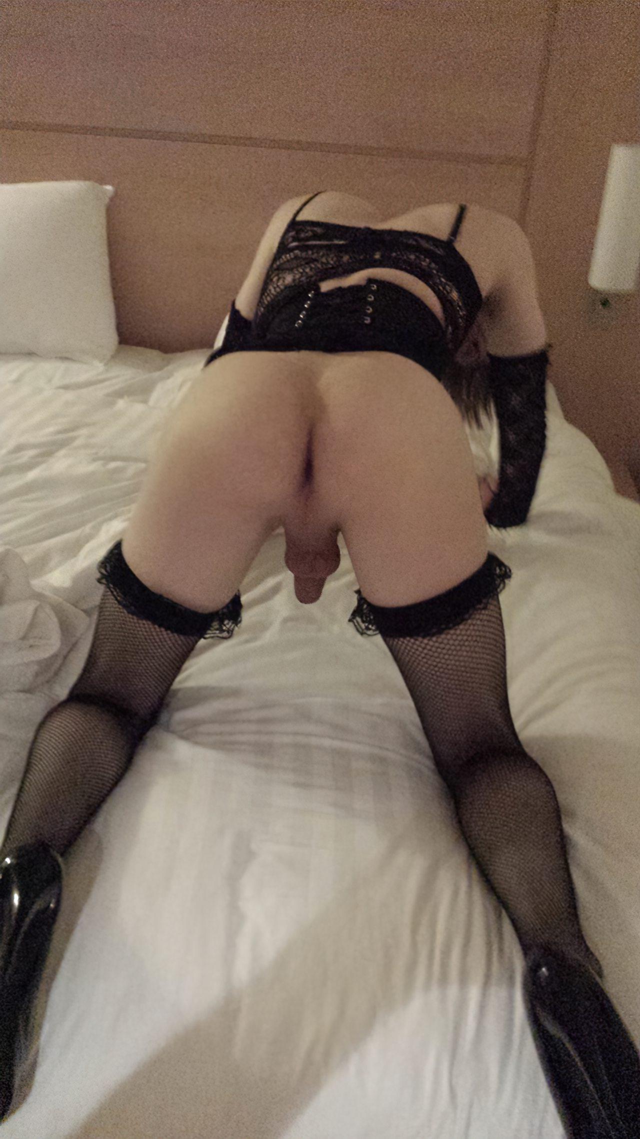 Travesti Fodida no Hotel (1)