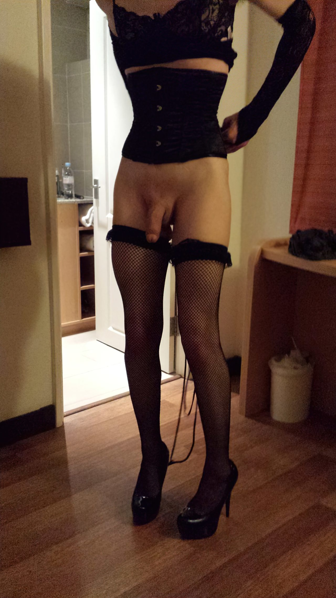 Travesti Fodida no Hotel (6)