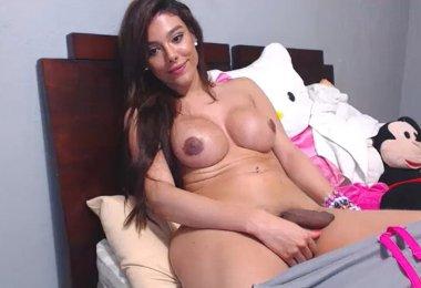 Camila Tocando uma Punheta (3)