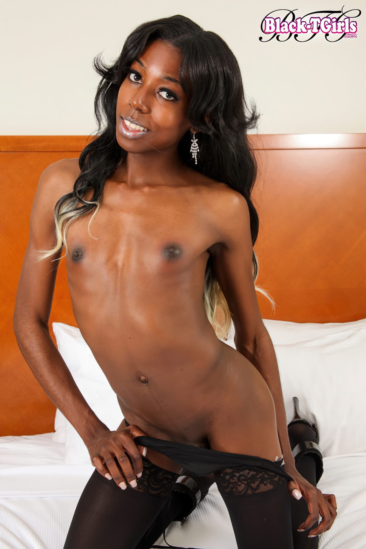 Travesti Corpinho Chocolate (1)