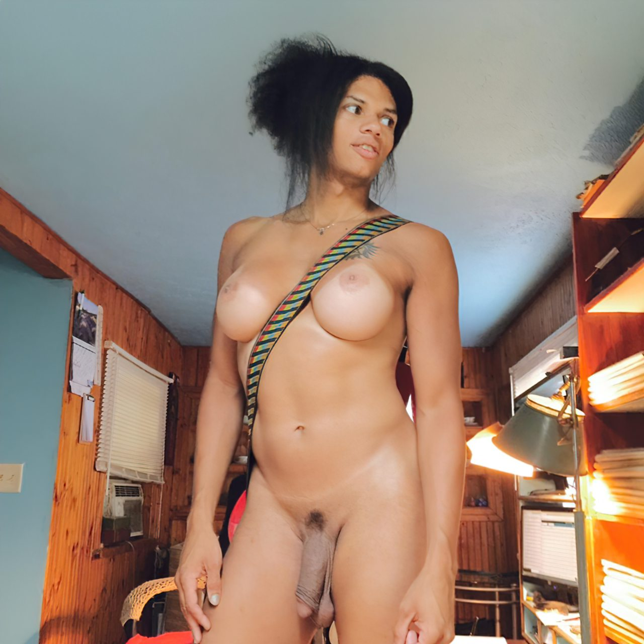 Travesti Morena Black