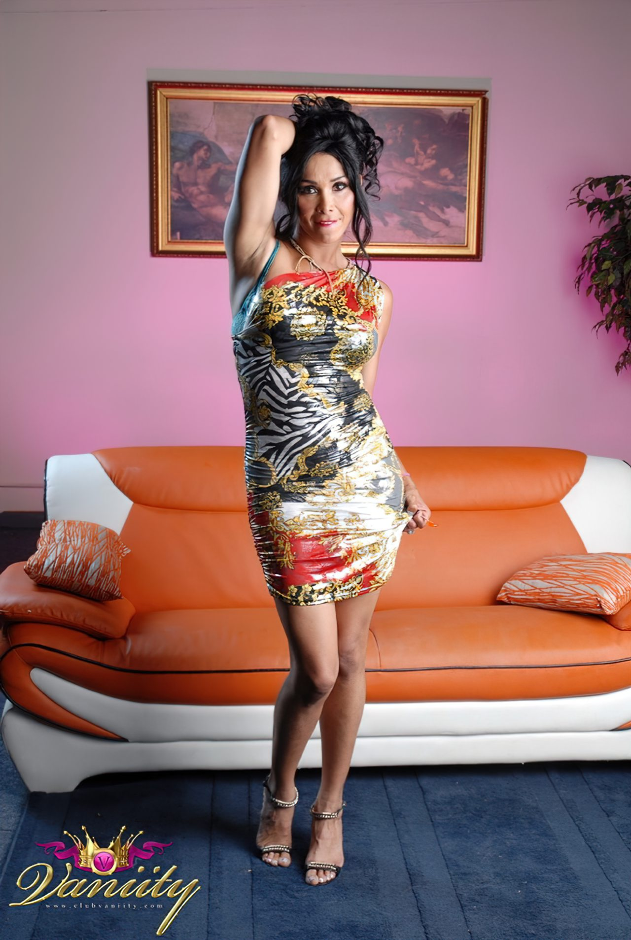 Travesti Despindo Vestido (1)