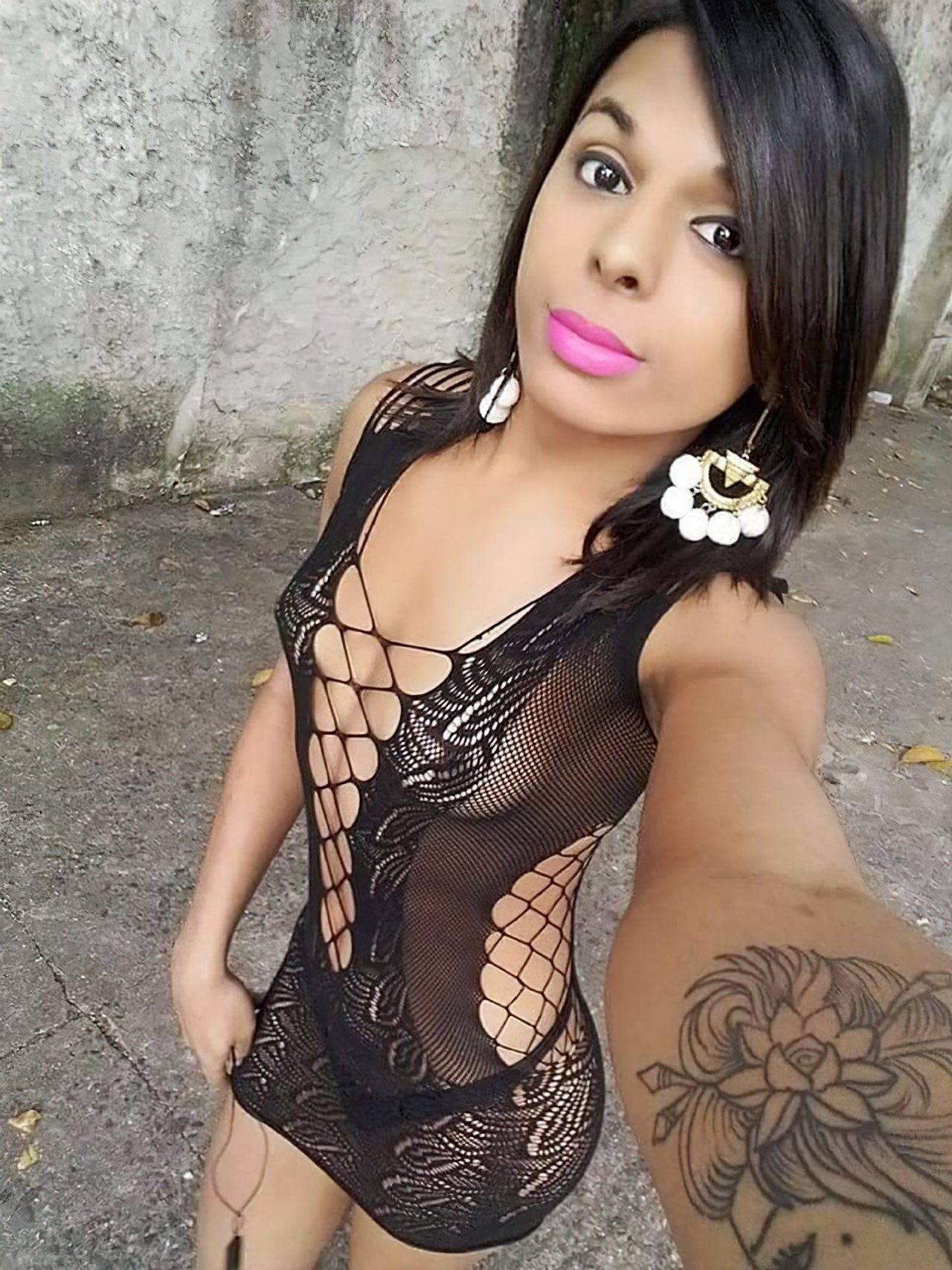 Travesti Bem Linda (1)