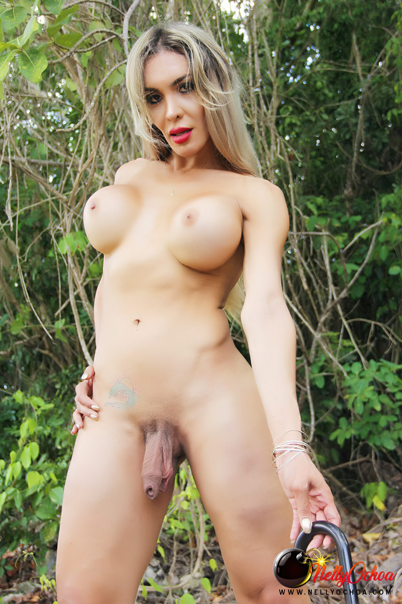 Transex Nelly Ochoa Pelada (8)