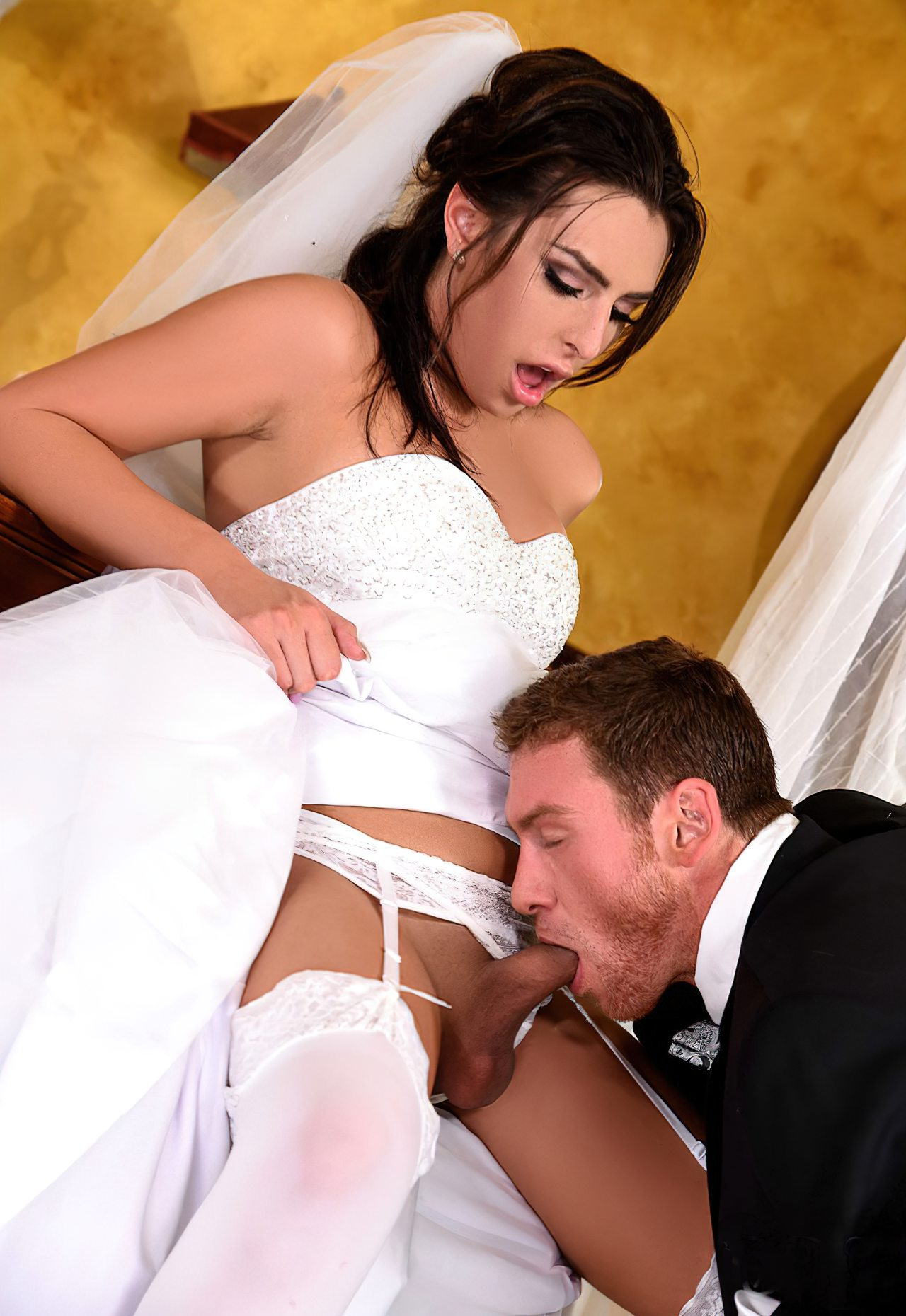 Marido Chupando Pau Esposa
