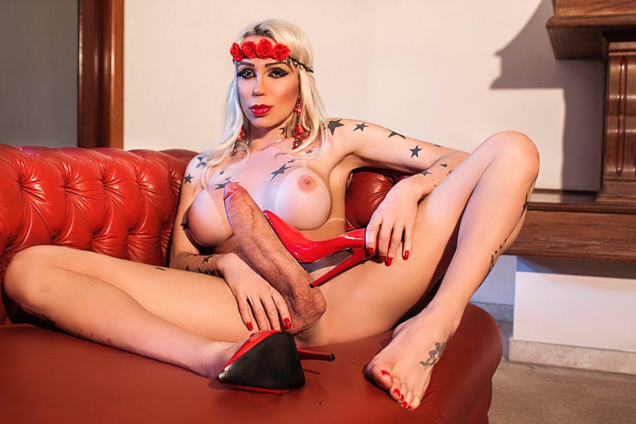 Travesti Fabiola Voguel Nua (4)