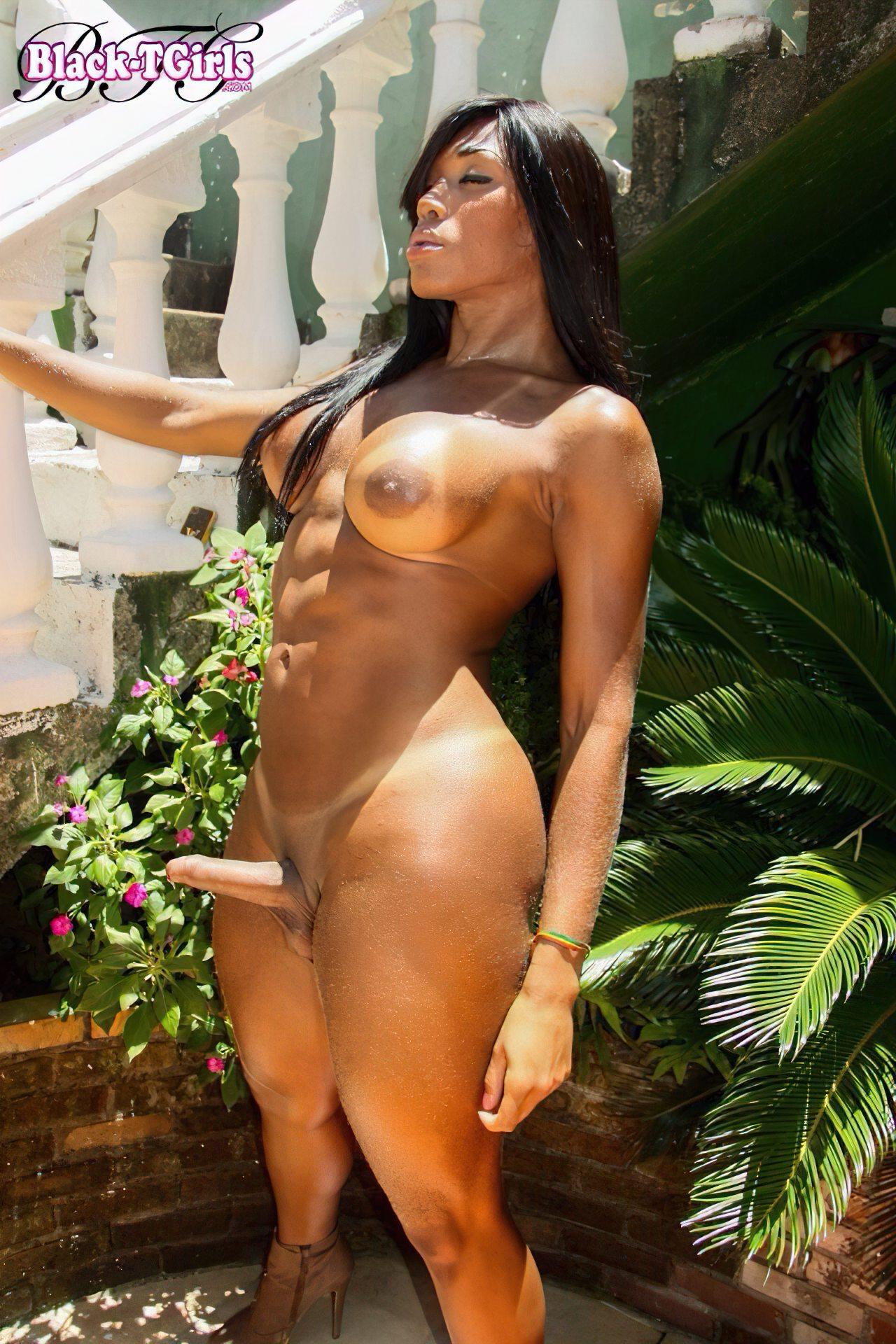 Travesti Negra Sarada (5)