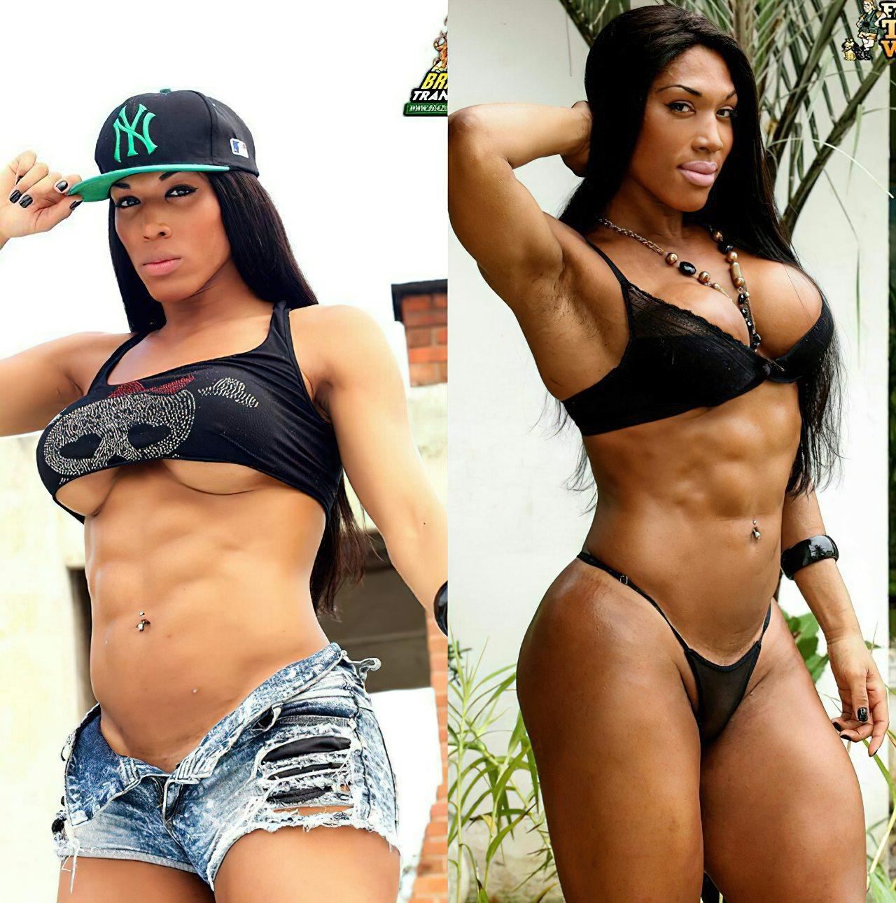 Travesti Negra Sarada (7)
