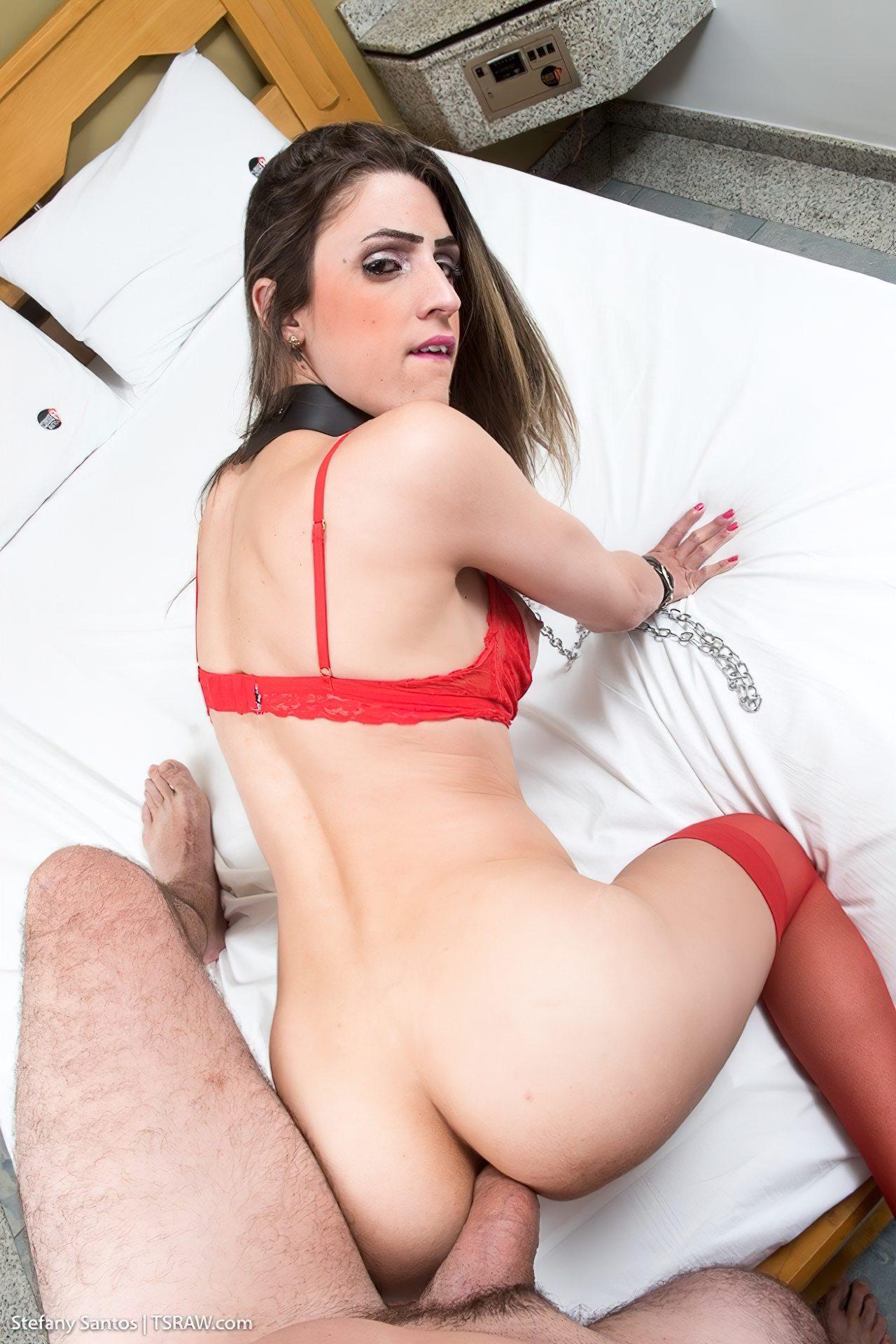 Stefany Acorrentada Durante Sexo (5)