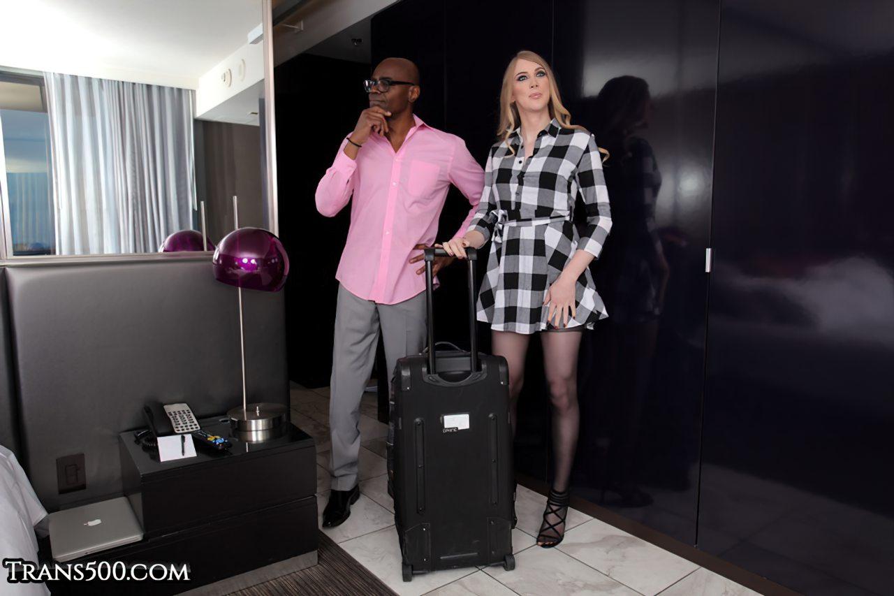 Sexo Transex no Hotel Luxo (8)
