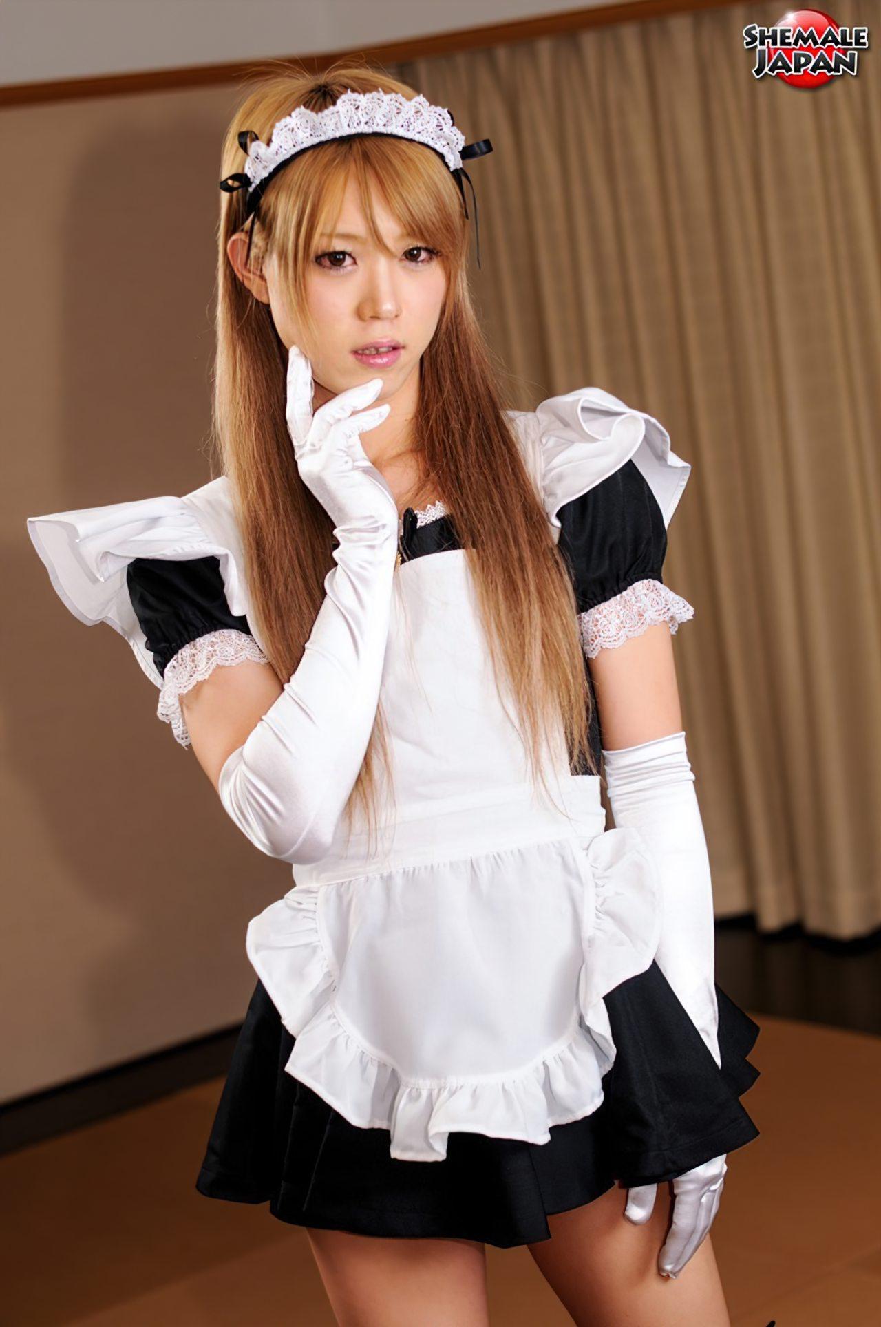 Travesti Misaki Sakurai (1)
