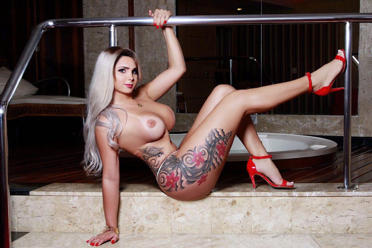 Bianca Mello Transexual (2)