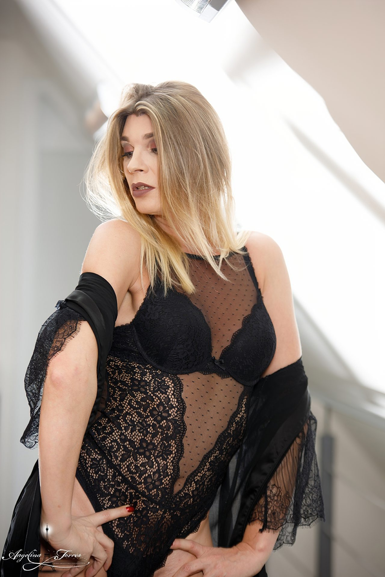 Brasileira Angelina Torres Travesti (3)
