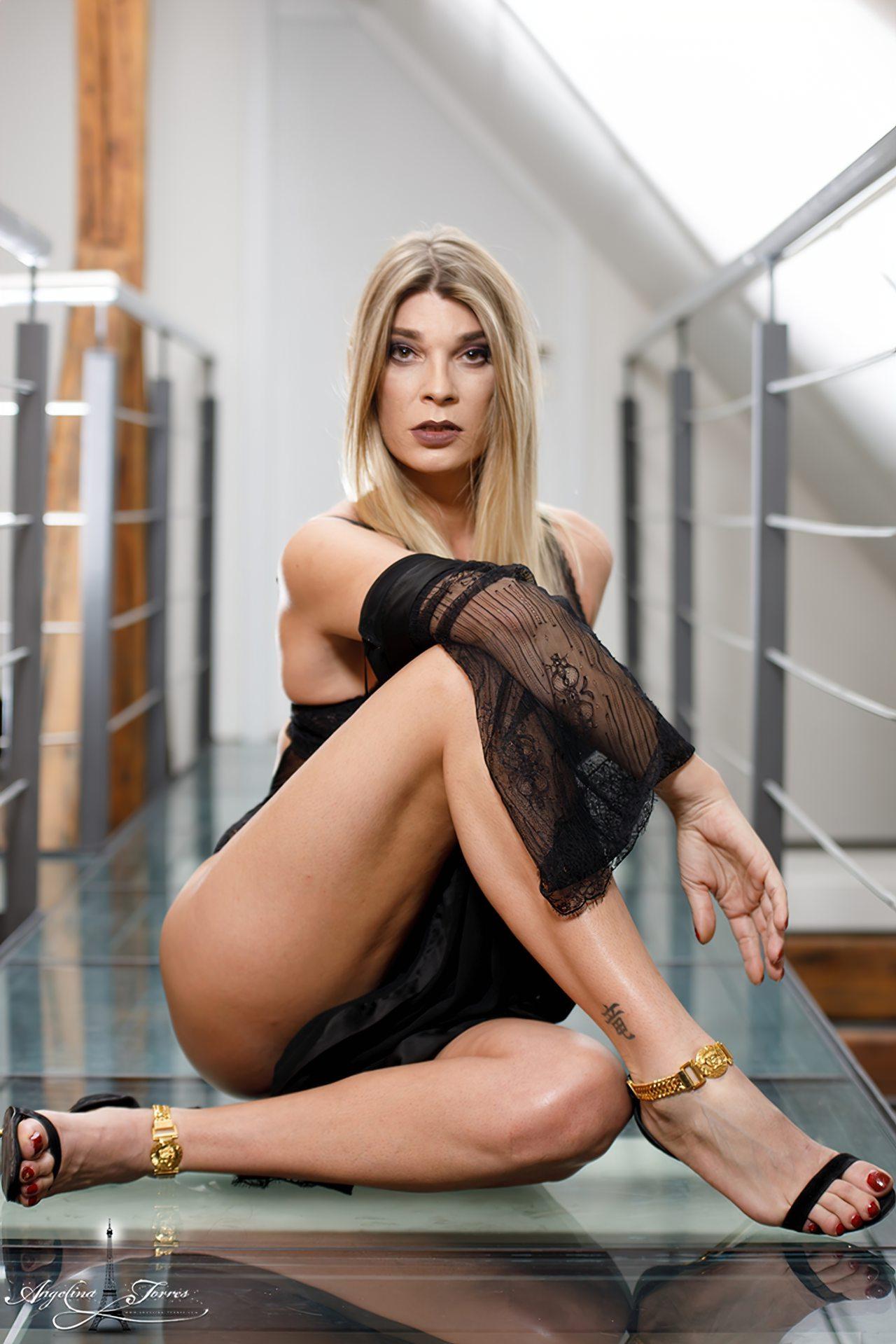 Brasileira Angelina Torres Travesti (5)