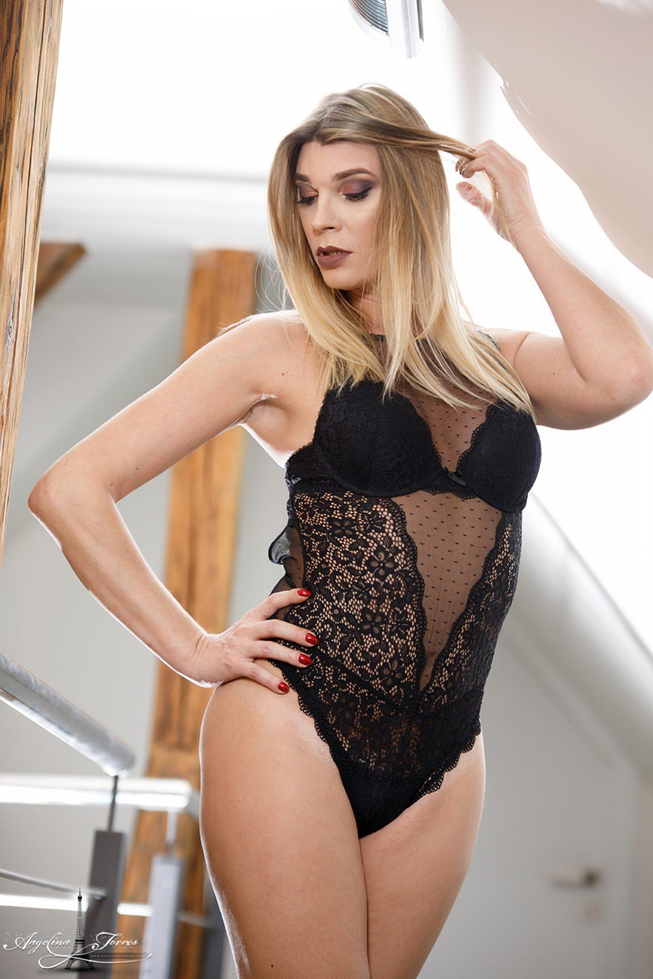 Brasileira Angelina Torres Travesti (6)