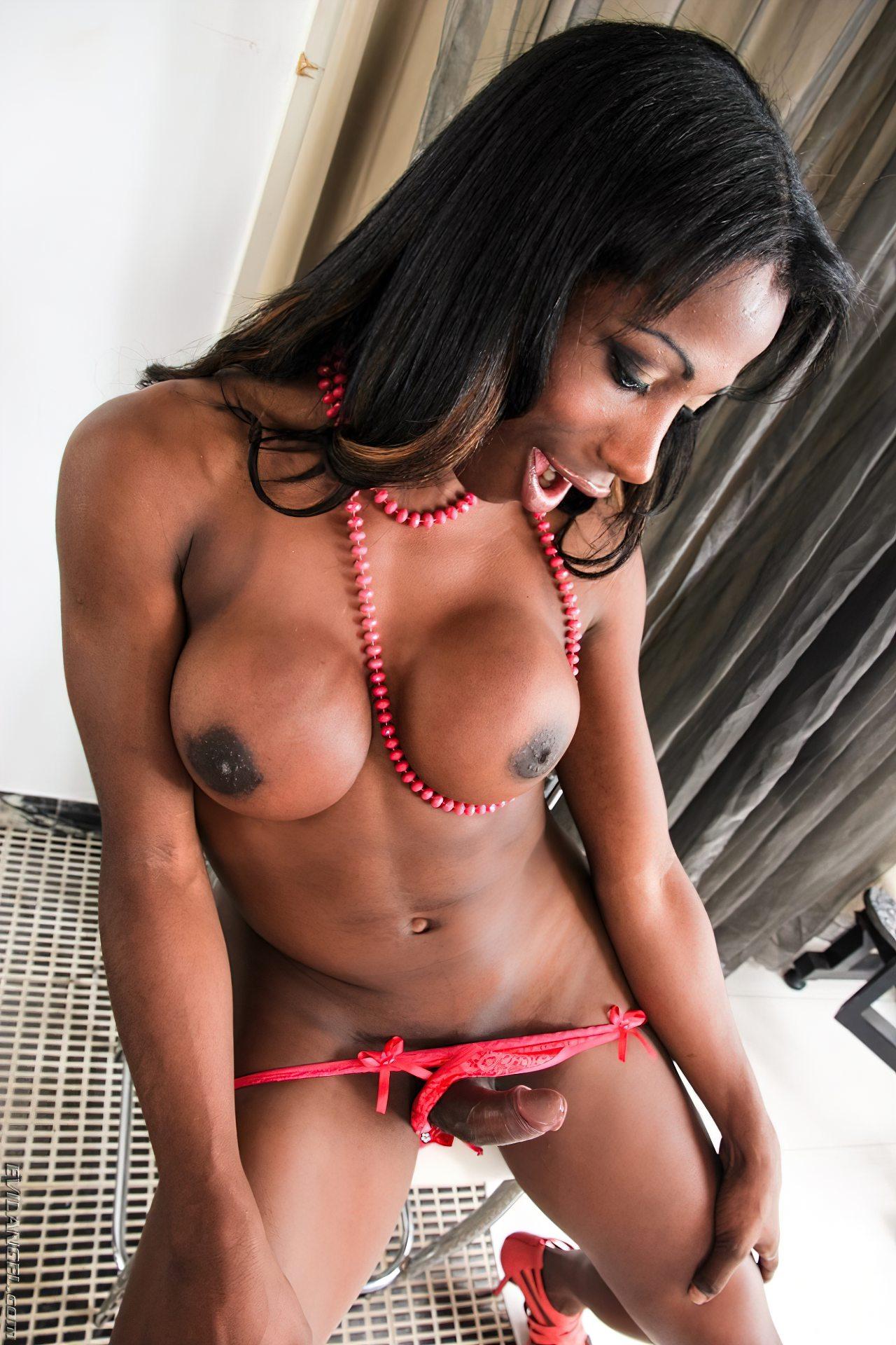 Shemale Negra (10)