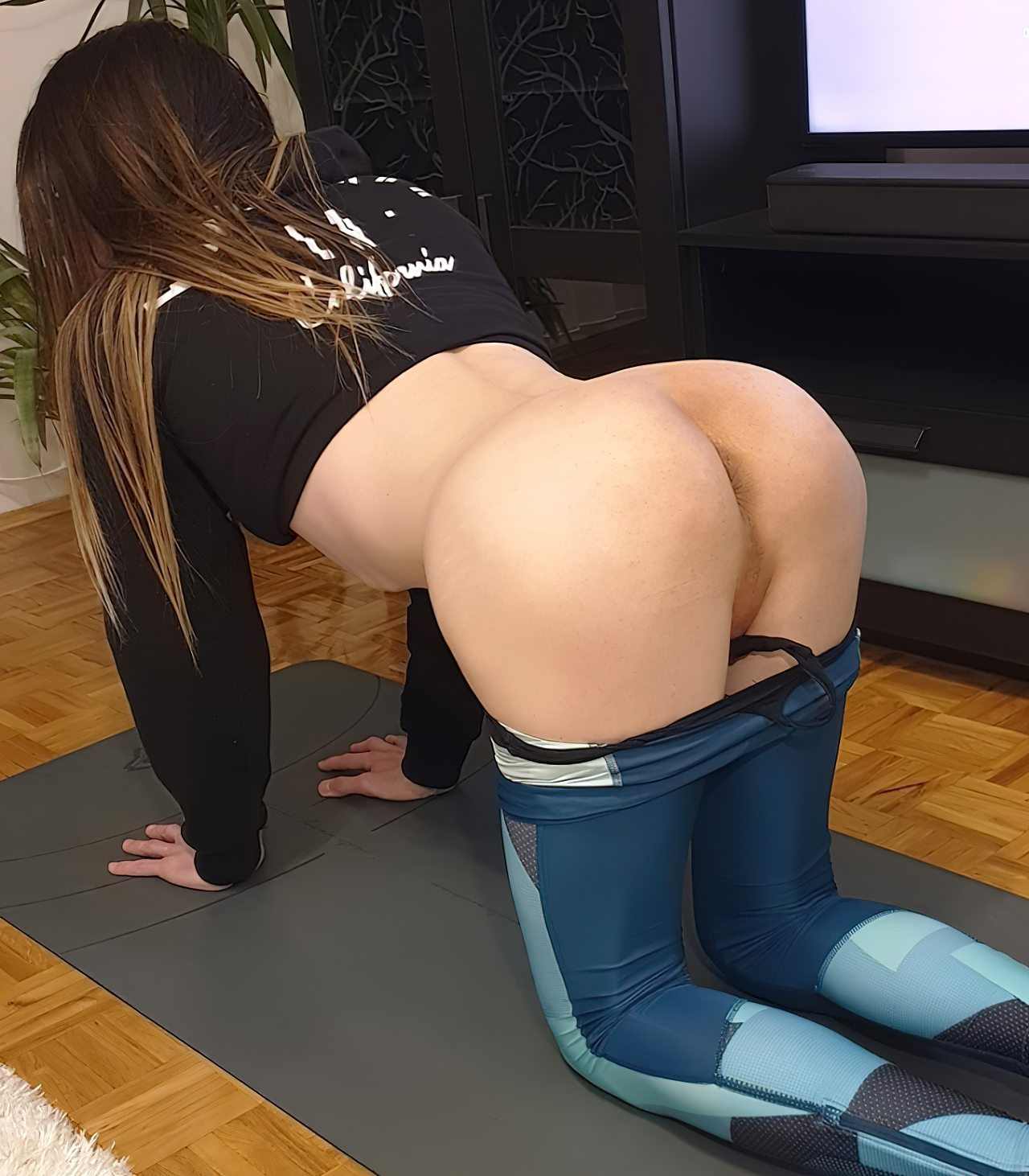 Amadora Fazendo Yoga (3)