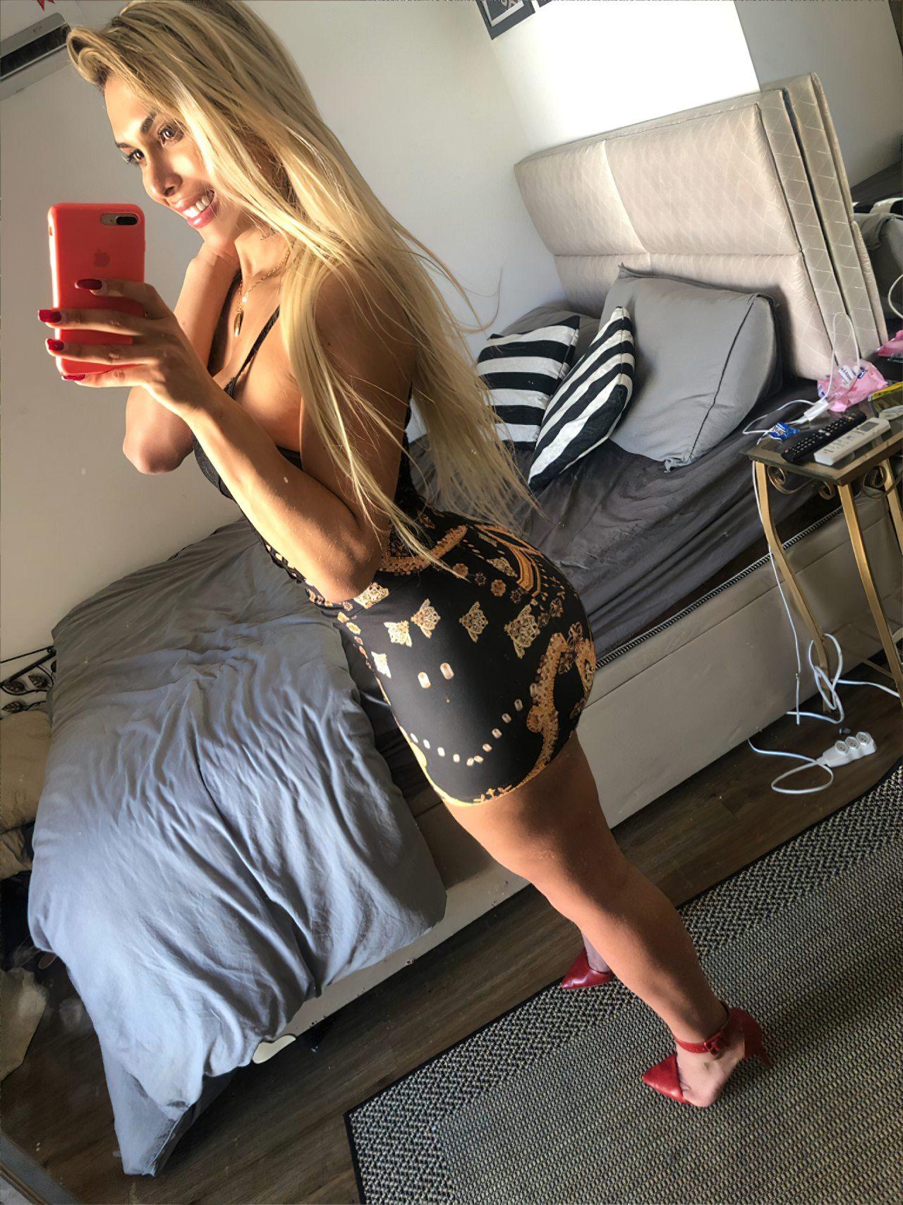 Travesti Liah Ferreira (26)