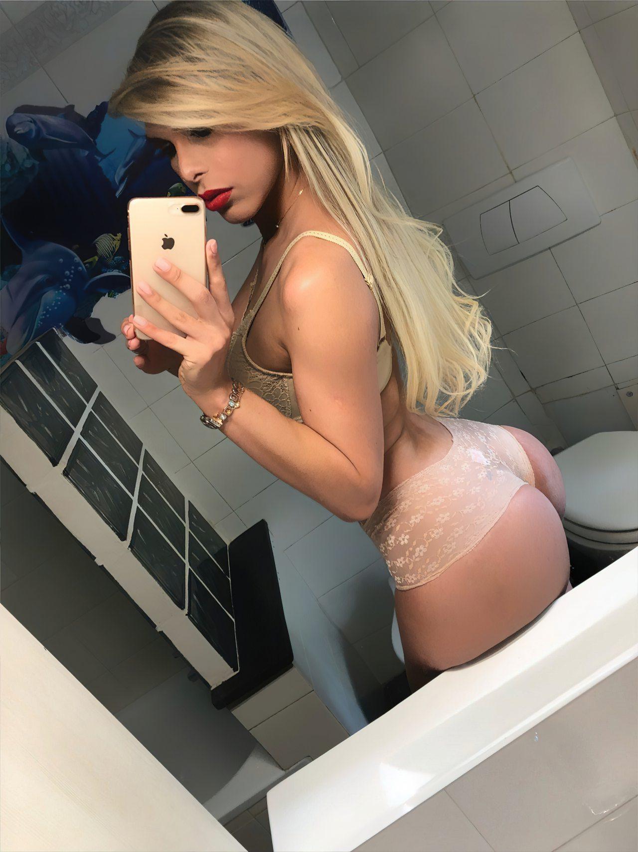 Travesti Liah Ferreira (43)